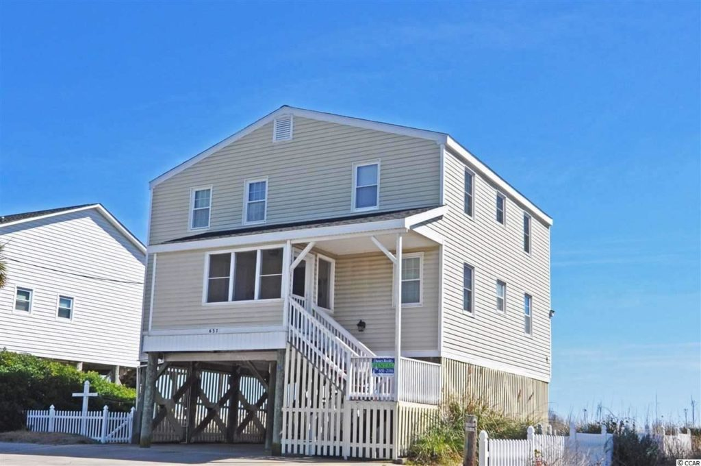 Buying a beach house: Closing the Deal. Fixer Upper in Murrells Inlet