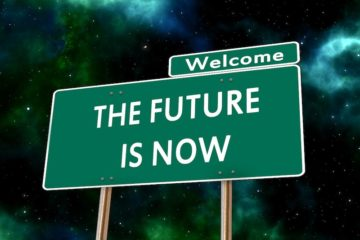 /now blog page - The Future is Now