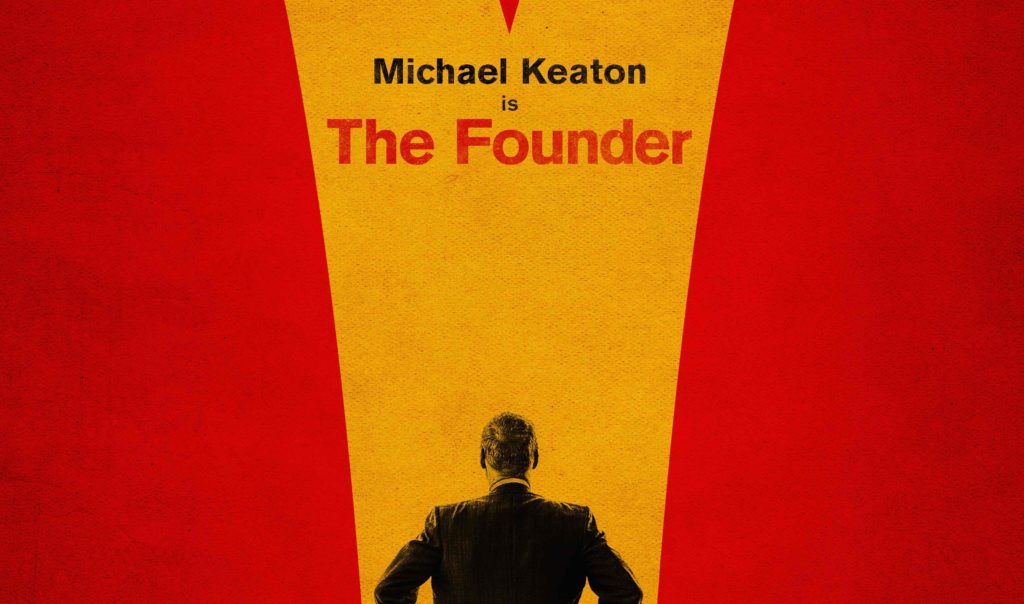 The Founder Poster